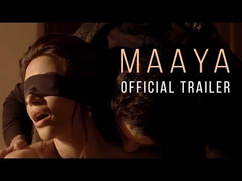 Maaya - Official Trailer   Shama Sikander   A Web Series By Vikram Bhatt