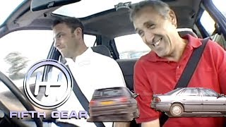 How to Handbrake Parallel Park | Fifth Gear Classic by Fifth Gear