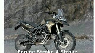 1. 2013 BMW F 700 GS Specification & motorbike [traciada]