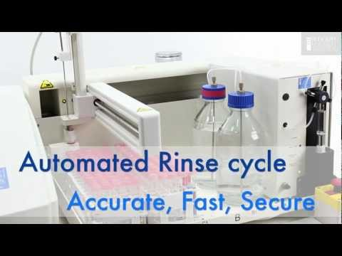 The Rudolph Research Laboratory Automation System ECS