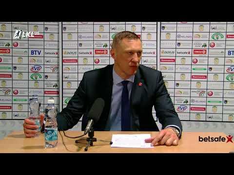 """""""Betsafe–LKL"""" rungtynių komentarai: """"Nevėžis"""" - """"Juventus"""" [2018-04-22]"""