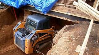 www.avremodeling.com Crawl Space Conversion to a Full Basement Part I 703-307-7860