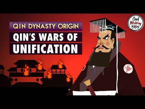 Qin Shi Huang's Unification of China – Qin Dynasty Origin 3