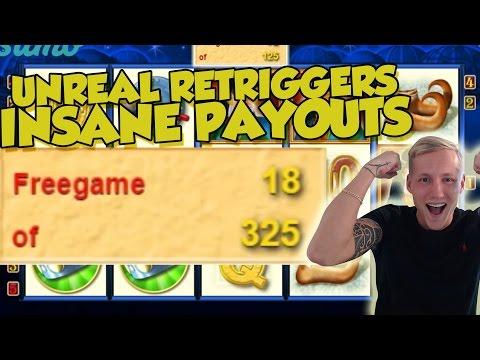 RECORD WIN Online Slot - GOLD of PERSIA Big Win and bonus round (Casino Slots) Huge win