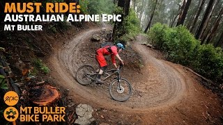 Mount Buller Australia  city photo : Must Ride: Australian Alpine Epic Trail, Mt Buller