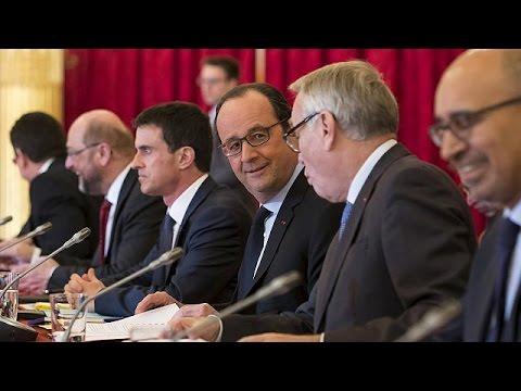 Α. Τσίπρας: «Η Ευρώπη συντρίβεται ανάμεσα στη λιτότητα και τα κλειστά σύνορα»