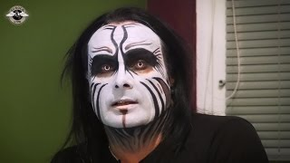 Cradle of Filth - Interview Dani Filth - Luxembourg 2015