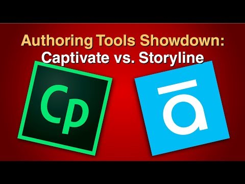 Captivate vs. Storyline: The Epic Authoring Tool Showdown