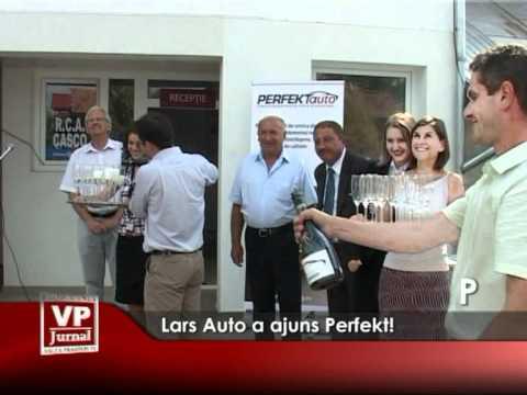 Lars Auto a ajuns Perfekt!
