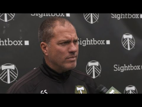 Video: Giovanni Savarese talks to the media after training | Oct. 9, 2018