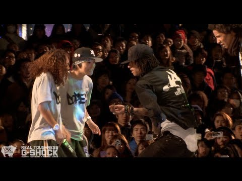 Les - http://g-shock.jp http://g-shock.jp/rt http://g-shock.jp/stw Les Twins Japan Official: http://lestwins.jp/ Contact: lestwins@sme.co.jp http://www.YAKFILMS.co...