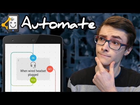 AUTOMATE - Automatiser À FOND son Android