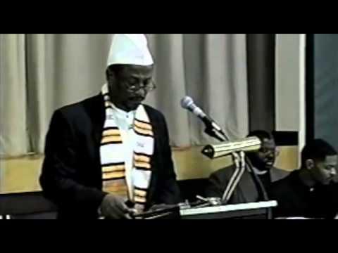 Debate: Is Jesus God? Hamza Abdul Malik vs Pastor Pernell Part 1
