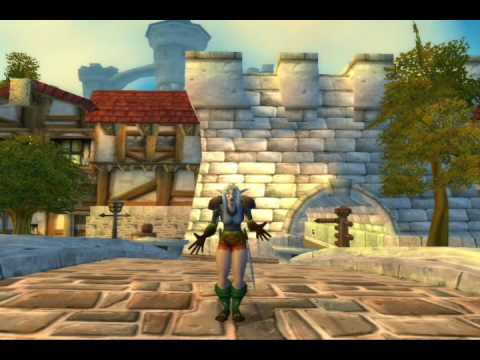 World of Warcraft Numa Numa Dance