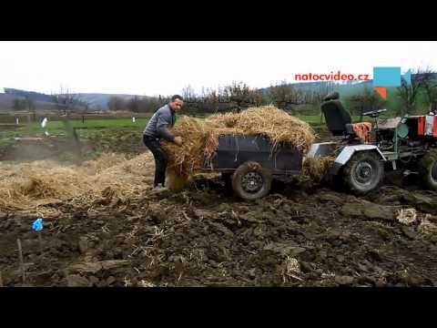 Zemědělec který si poradí sám