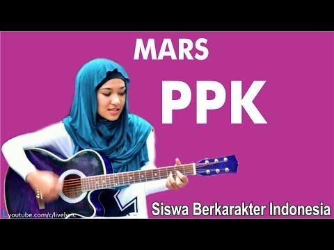 MARS PPK SISWA BERKARAKTER INDONESIA