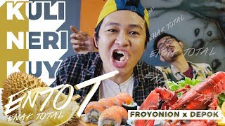 Video Margonda Surga Kuliner   Froyonion X Depok MP3, 3GP, MP4, WEBM, AVI, FLV September 2018