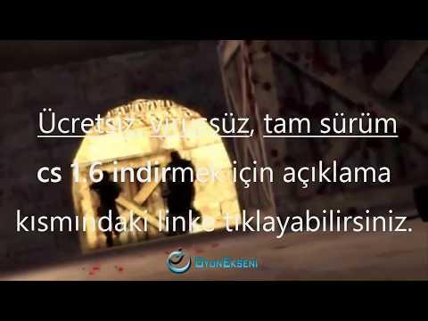 OyunEkseni - VİRÜSSÜZ, TAM SÜRÜM, ÜCRETSİZ CS 1.6 İNDİR