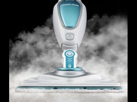 Recensione scopa a vapore BLACK & DECKER Steam Mop!!