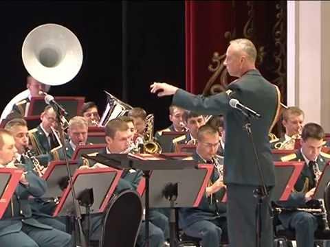 Центральный военный оркестр Министерства обороны РФ выступил в Самаре