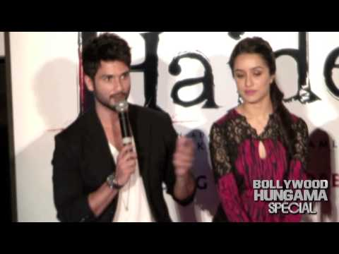 I Am Not Good Enough To Play Haider Role - Shahid