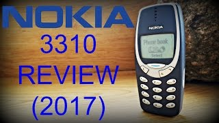 Nokia 3310 Review (2017). This is a legendary phone that has never died. ↓↓↓↓↓↓↓↓↓↓↓ CLICK SHOW MORE for more information! ↓↓↓↓↓↓↓↓↓↓↓-----------------------------------------------------------------------------------------------Welcome to TechLineHD. I review tech products that I love. Official TechLineHD email: techlinehd@gmail.comSUBSCRIBE TO THE CHANNEL: http://geni.us/OISk https://www.youtube.com/c/techlinehd -----------------------------------------------------------------------------------------------Support my channel by shopping on Amazon using my link: http://geni.us/YAqYYTD-----------------------------------------------------------------------------------------------100% RELIABLE websites to buy from China:Gearbest: https://goo.gl/JHQNvABanggood: https://goo.gl/gX7SycTomtop: https://goo.gl/u7gtKyEverbuying: https://goo.gl/3048mvChinavasion: https://goo.gl/K1Onav-----------------------------------------------------------------------------------------------CHECK OUT THESE VIDEOS:The Best Smartphone You've Never Heard Of (2016) - Nubia Z11 Review (4k): https://youtu.be/U8lO02DpqyoOnePlus 3T Review - The Best $439 Smartphone?: https://youtu.be/lSAjwXlbgQ8Xiaomi Redmi 4 Prime Review - Awesome Budget Smartphone. Again.: https://youtu.be/otJ_e1VZsMYThe Most Underrated Cheap Android Phablet? PPTV King 7 Review:https://youtu.be/tu1NFw0VJAw-----------------------------------------------------------------------------------------------Follow me on social networks:Facebook: www.facebook.com/TechlineHDTwitter: @TechlineHDGoogle+: +TechLineHDInstagram: techlinehd-----------------------------------------------------------------------------------------------The camera gear that I use to produce my videos:CAMERAS:1. Panasonic G7 with 14-140 mm Lens Kit:  http://geni.us/Rlwng2. Canon 600D/Rebel T3 with EF-S 18-55mm f/3.5-5.6 IS Lens: http://geni.us/jM8MQ3. YI 4K Action Camera: http://geni.us/IbXJ4. YI Action Camera (1st Gen): http://geni.us/jBSm5TRIPODS AND FLUID VIDEO HEAD