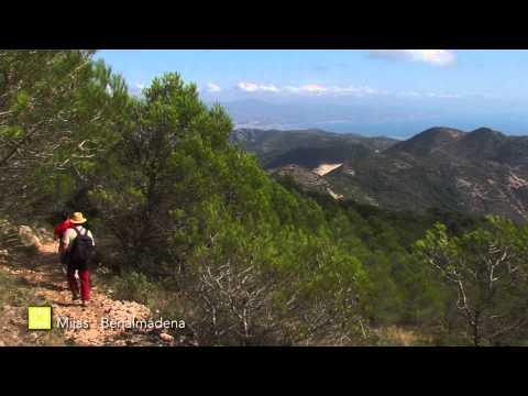Grand Sentier de Málaga. Étape 33: Mijas - Benalmádena ( français )