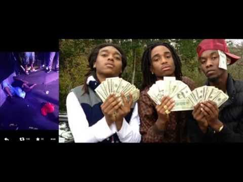 Concert - DJ Akademiks speaks on the rap group , Migos, brutally stomping out a man at their concert in Nashville, Tennessee who disrespected them. Watch the FIGHT VIDEO here. http://latenightcreep.com/2014/...