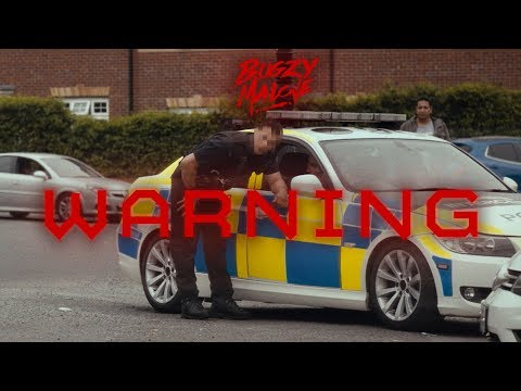 BUGZY MALONE | WARNING | MUSIC VIDEO @thebugzymalone