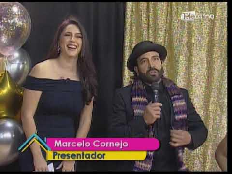 Baila Conmigo: Presentación Marcelo Cornejo
