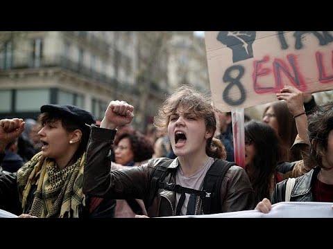 Frankreich: Proteste gegen Hochschulreform