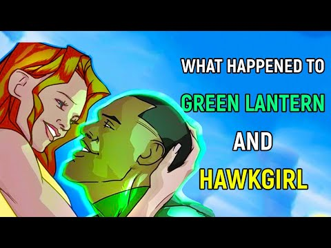 What happened to Green Lantern and Hawkgirl