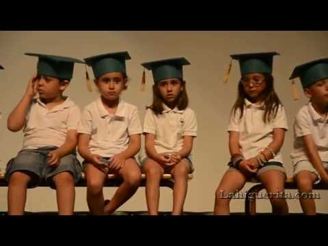 Fiesta Graduación del alumnado del Ángel Pérez 2016