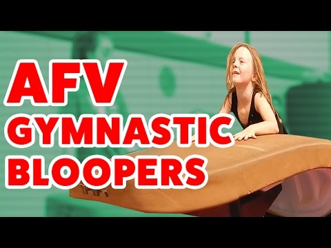☺ Funniest Gymnastic Bloopers & Fails Caught On Tape!