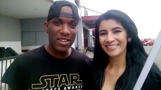 Greetings to Star Wars Colombia