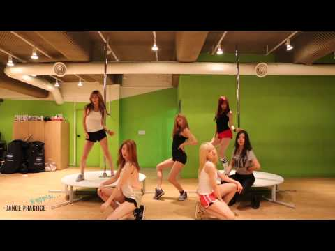 sch - AFTER SCHOOL The 6th maxi single 'First Love' dance practice and their stories!