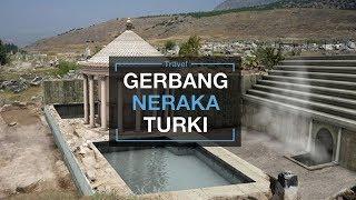 Mengungkap Legenda Pintu Neraka Romawi Kuno di Turki, Hewan Mendekat Seketika Binasa