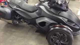 9. 2013 can am spyder RSS