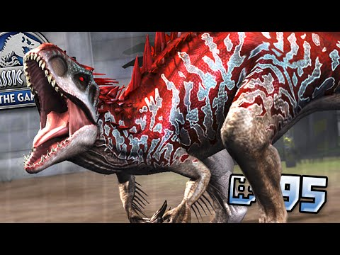 MAX INDOMINUS¡!¡! Eaten Dem Sauropods!! || Jurassic World - The Game - Ep195 HD