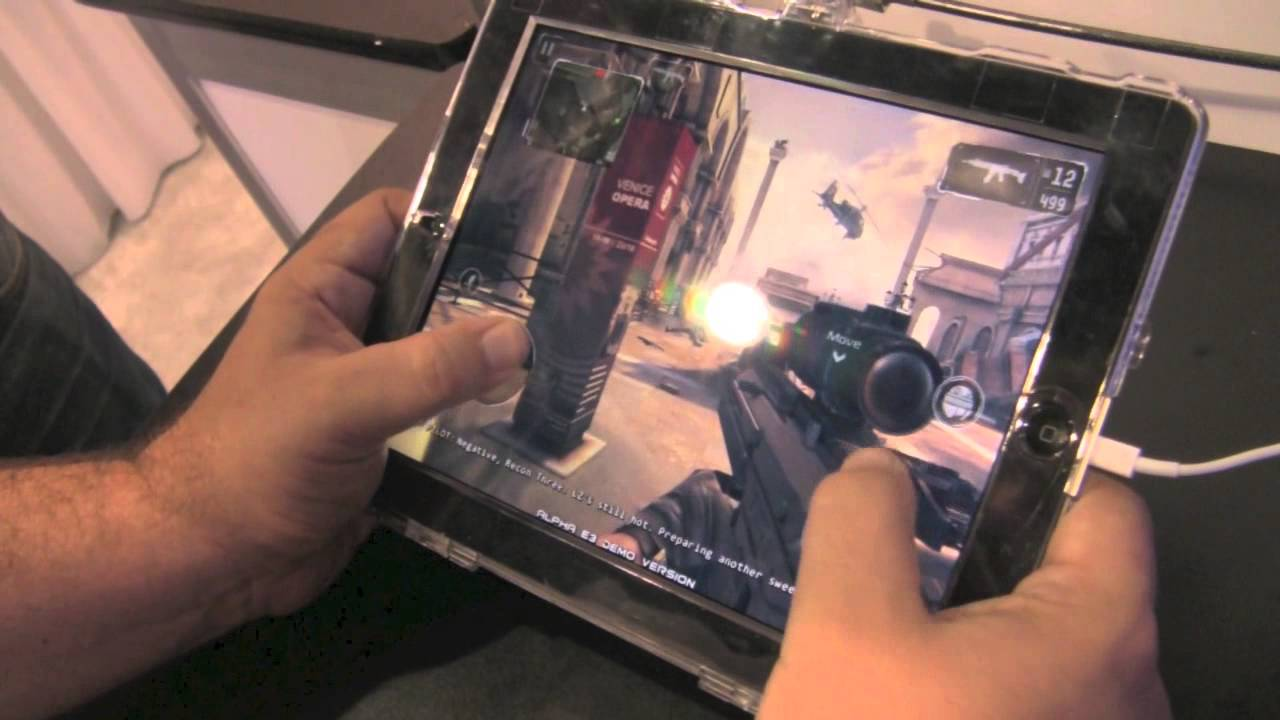 E3 2013: 'Modern Combat 5' is More 'Modern Combat' and ...