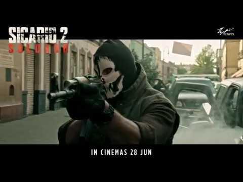 Sicario 2: Soldado - In Cinemas 28 June 2018
