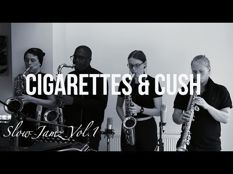 STORMZY- CIGARETTES AND CUSH FT KEHLANI - Saxsmith Cover