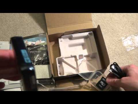 Sony Cybershot TX55 New box opening and size