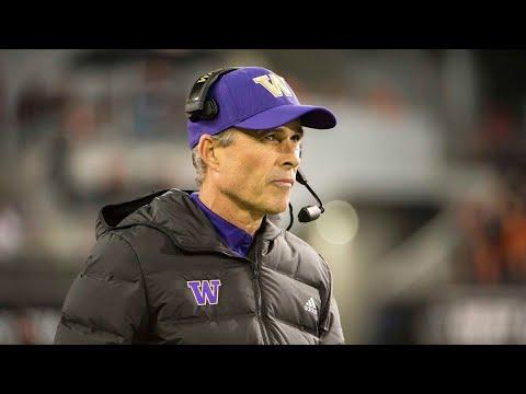 Chris Petersen Steps Down, Jimmy Lake Takes Over at Washington