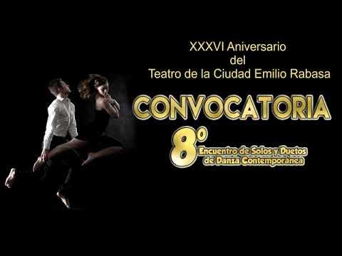 Convocatoria al 8o Encuentro de Solos y Duetos de Danza Contemporanea