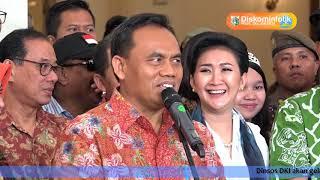 Video 15 Okt 2017 Pelepasan Bapak Djarot Syaiful Hidayat sbg Gub Provinsi DKI Jakarta - Cam 2/3 MP3, 3GP, MP4, WEBM, AVI, FLV Oktober 2017