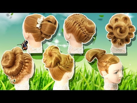 Easy hairstyles - Easy Hair Style for Long Hair  TOP 26 Amazing Hairstyles Tutorials Compilation 2019 #Part 1