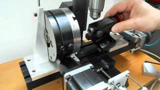 TailStock Base & Rotary Table Attachment