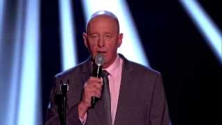 Bob Blakeley: What a voice!!! The Voice UK 2014