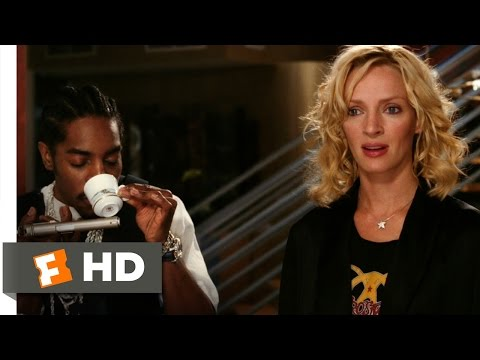 Be Cool (10/11) Movie CLIP - That's Not Gangsta (2005) HD